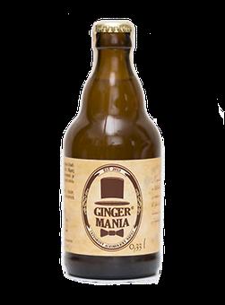 GINGERMANIA - nealko nápoj z čerstvej zázvorovej šťavy