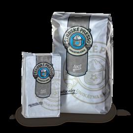 Káva - Zmes Unique SILVER