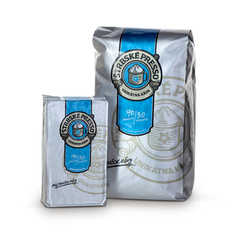 Mletá káva - Zmes Unique BLUE