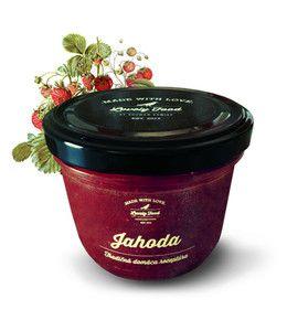 Lovely Food - Jahodový džem