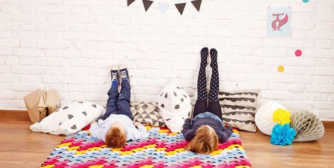 Detský koberec - pán koberec